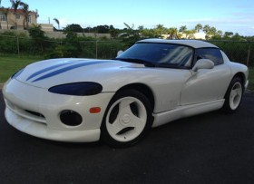 DODGE VIPER RT10 ROADSTER 1996