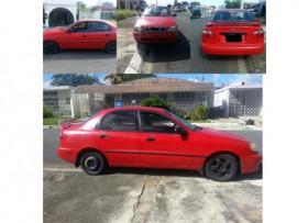 Daewoo Lanos 1999 1200 OMO