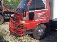 Daihatsu Delta 2000 con fulgon 6 gomas nuevas