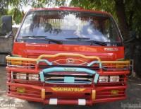 Daihatsu Delta 2006 super carros Diesel Volteo