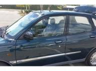 Daihatsu Sirion 2000 Americana no guia cambiado