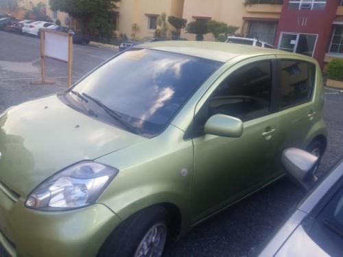 Daihatsu Sirion 2006 americana