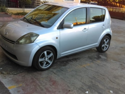 Daihatsu Sirion 2007 RD$ 255,000