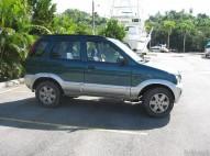 Daihatsu Terios 2006 en rd
