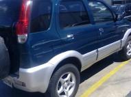 Daihatsu Terios 2006 super carro en venta Nitido