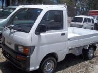 Daihatsu hijet 1997 blanco nitido