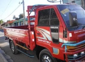 Daihatsu Delta 2001