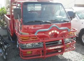 Daihatsu Delta Cama Corta 1999