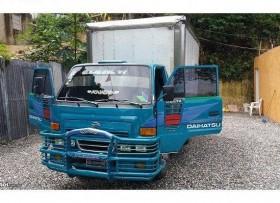 Daihatsu delta 2000 cama corta furgon