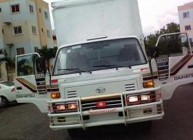 Daihatsu delta 99 cama corta furgon