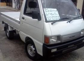 Daihatsu hijet 1994 blanco nitido