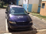 Dodge Caravan 1998 De Color Azur