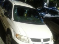 Dodge Caravan 2002 Blanco