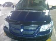 Dodge Caravan 2002 azul