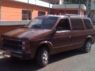 Dodge Caravan 88 Perfecto estado