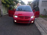 Dodge Caravans 1999 super carro Gas Natural