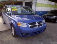 Dodge Caravans 2008 Full Recien Importada Financiamiento Disponible