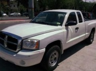 Dodge Dakota 2005 Blanco