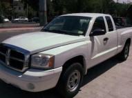 Dodge Dakota 2005 Blanco