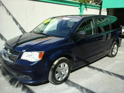 Dodge Grand Caravan 2012 importado