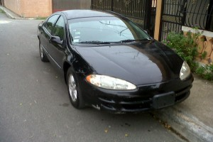 Dodge Intrepid 2002 105000 Neg
