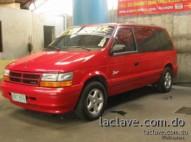 Dodge Plymouth Voyager del 95 COMO NUEVA