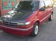 Dodge caravan del 92 nitida