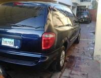 Dodge grand caravan 2006 color azul