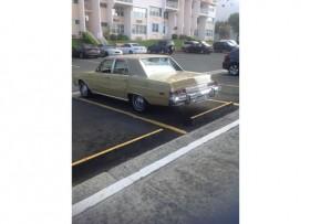 Dodge 1975 Dart Poco millaje