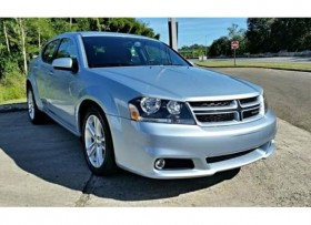 Dodge Avenger 2012 Shiftronic Impecable