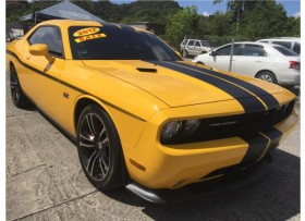 Dodge Challenger 2012 SRT8 Yellow Jacket Edit
