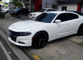 Dodge Charger Rallye spec 2015