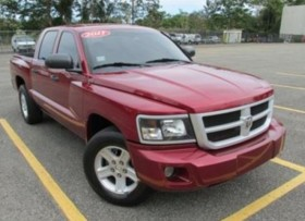 Dodge Dakota 2011 2WD Crew Cab