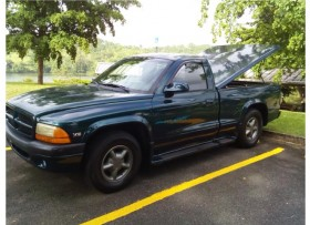 Dodge Dakota 6 cyl