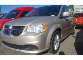 Dodge Grand Caravan STX 2014 Familiar
