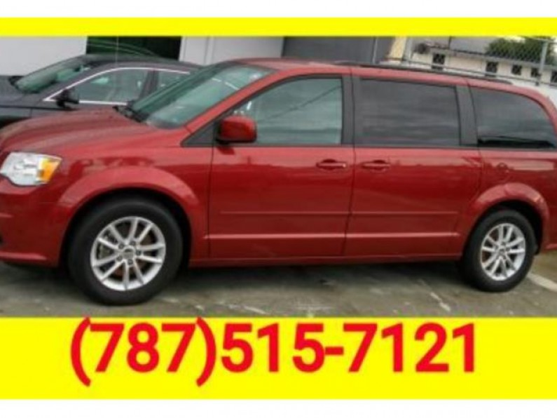 Dodge Grand Caravan Stow&Go 2015