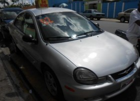 Dodge Neon 2002