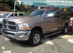 Dodge RAM SLT 2500TURBO DIÃSEL 2010