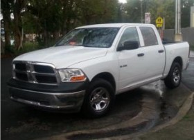 Dodge Ram flex fuel 4pts 2010 SALDA 12000