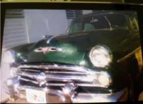 Dodge Royal v8 del 1954