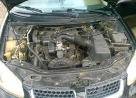 Dodge Stratus 2006 Excelentes Condiciones gasgasol