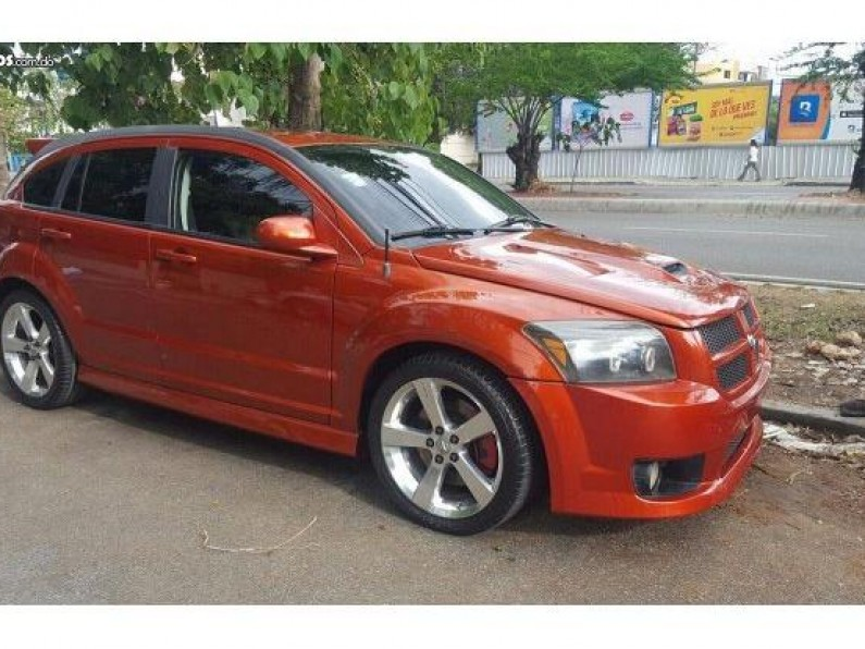Dodge caliber srt-4 08