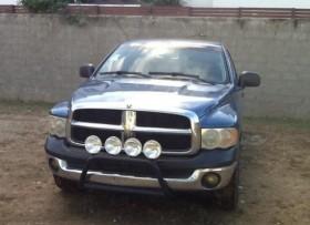 Dodge ram 2003 6 cilindros gas por inyección