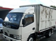 Dongfeng Cargo Box d 2011