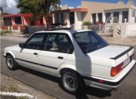 E30 1989 BMW 325i bien cuidado