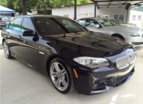 ESPECTACUAR BMW 550I