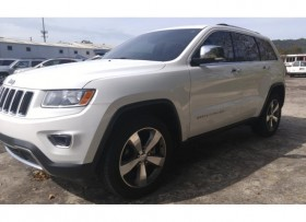 ESPECTACULAR JEEP GRAND CHEROKEE LIMITED 2015