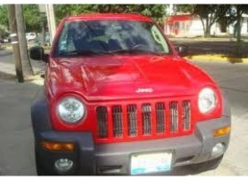 EXCELENTE JEEP LIBERTY SPORT 2003