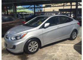 Económico Hyundai Accent 2016 Inmaculado