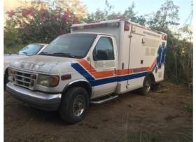 Econoline 350 tipo Ambulancia 73 diesel